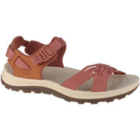 Zapatos Mujer Sandalias de deporte Keen Wms Terradora II Open Toe Rose