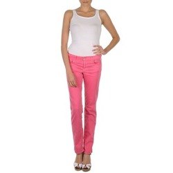 textil Mujer pantalones con 5 bolsillos Gant DANA SPRAY COLORED DENIM PANTS Rosa