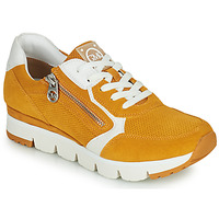 Zapatos Mujer Zapatillas bajas Marco Tozzi NERIANA Amarillo