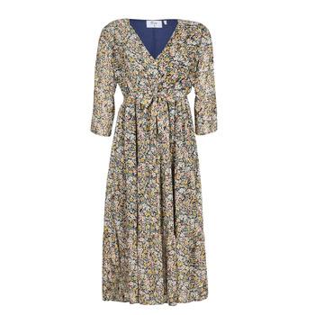 textil Mujer Vestidos largos Betty London  Multicolor