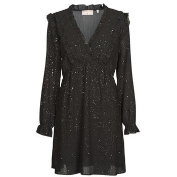 textil Mujer Vestidos cortos Moony Mood PABBARETZE Negro