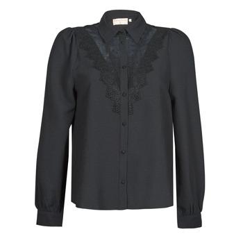 textil Mujer Camisas Moony Mood PABBECOURS Negro