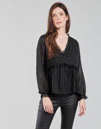 textil Mujer Tops / Blusas Moony Mood PABBENANT Negro