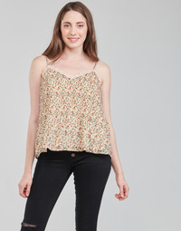 textil Mujer Tops / Blusas Moony Mood PABERES Beige