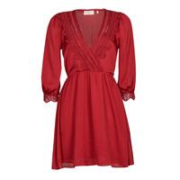 textil Mujer Vestidos cortos Moony Mood PABIDOSE Rojo