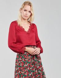 textil Mujer Tops / Blusas Moony Mood PABITAIN Rojo