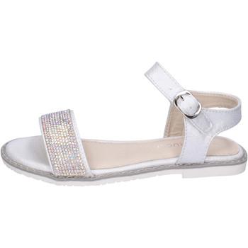 Zapatos Niña Sandalias Fiorucci BH173 Plata