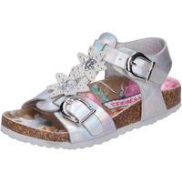 Zapatos Niña Sandalias Fiorucci BH174 Plata