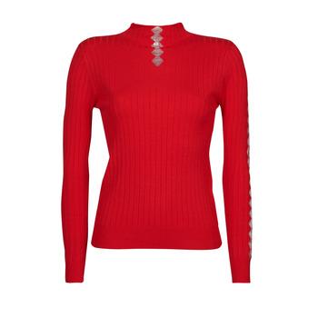textil Mujer Jerséis Moony Mood PABJATO Rojo
