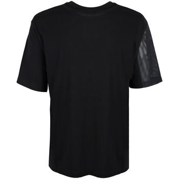 textil Hombre Camisetas manga corta Bikkembergs  Negro
