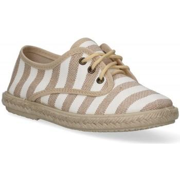 Zapatos Niño Alpargatas Luna Collection 55921 marrón