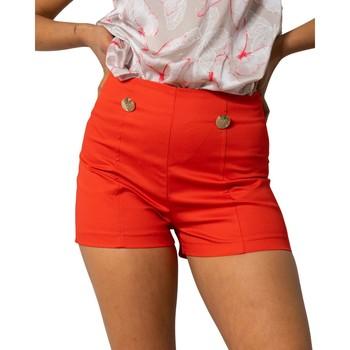 textil Mujer Shorts / Bermudas Rinascimento CFC0103674003 Rosso