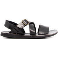 Zapatos Hombre Sandalias Brador 46-756 NERO