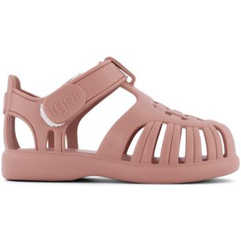Zapatos Niña Zapatos para el agua Igor TOBBY SOLID MAQUILLAJE