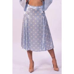 textil Mujer Faldas Fracomina F321SG2004W41101 Incoloro