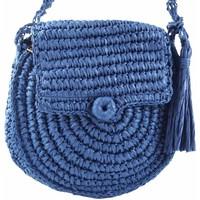 Bolsos Mujer Bolso Bienve Complementos señora  55859 azul Azul