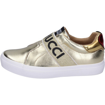 Zapatos Niña Slip on Fiorucci BH179 Oro