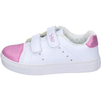Zapatos Niña Zapatillas bajas Solo Soprani BH180 Blanco