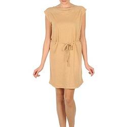 textil Mujer vestidos cortos Majestic CAMELIA Beige
