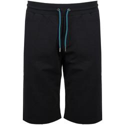 textil Hombre Shorts / Bermudas Bikkembergs  Negro