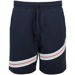 textil Hombre Shorts / Bermudas Bikkembergs  Azul