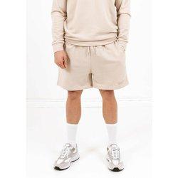 textil Hombre Shorts / Bermudas Sixth June Short  signature velvet logo beige