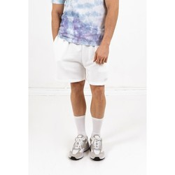 textil Hombre Shorts / Bermudas Sixth June Short  signature velvet logo blanc