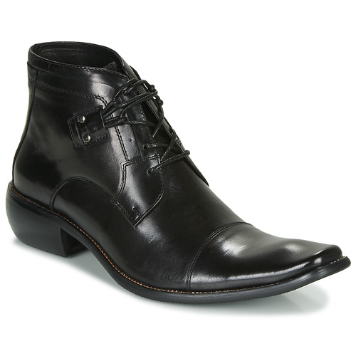Zapatos Hombre Botas de caña baja Kdopa CALI Negro