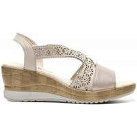 Zapatos Mujer Sandalias 24 Hrs 24 Hrs 24947 Nude Rosa