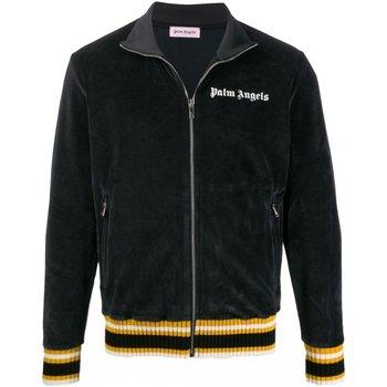 textil Hombre Chaquetas de punto Palm Angels PMBD001F194690071001 - Hombres negro