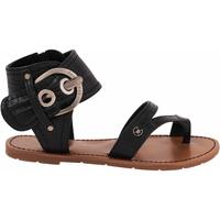 Zapatos Mujer Sandalias Chattawak sandale 11.S  Pensée noir Negro