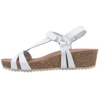 Zapatos Mujer Sandalias Senses & Shoes  Blanco