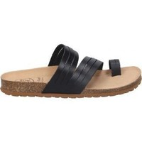 Zapatos Mujer Sandalias The Happy Monk SANDALIAS  DUNE -1 MODA JOVEN NEGRO Noir
