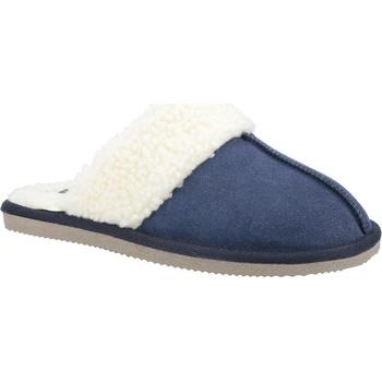 Zapatos Mujer Pantuflas Hush puppies  Azul