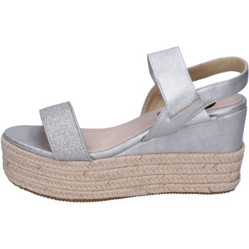 Zapatos Mujer Sandalias Energy BH199 Plata