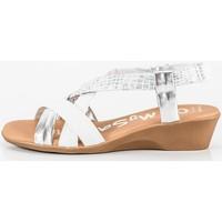 Zapatos Mujer Sandalias Ohmysandals 4823 blanc