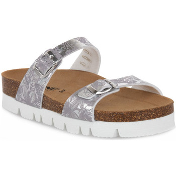 Zapatos Mujer Zuecos (Mules) Bioline 9212 VELINA ARGENTO Grigio