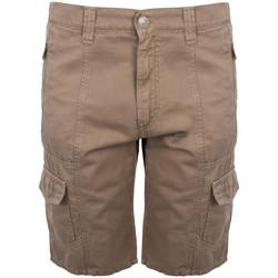 textil Hombre Shorts / Bermudas Bikkembergs  Marrón