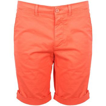 textil Hombre Shorts / Bermudas Bikkembergs  Naranja
