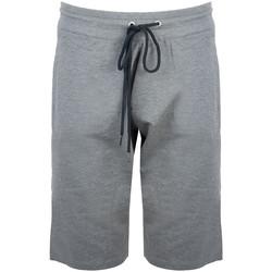 textil Hombre Shorts / Bermudas Bikkembergs  Gris