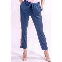 textil Mujer Pantalones fluidos Liu Jo TA1187T4634 Negro