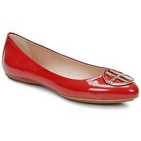 Zapatos Mujer Bailarinas-manoletinas Hugo Boss Black LISETTE Rojo