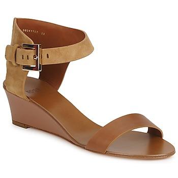 Zapatos Mujer Sandalias Hugo Boss Black SAFFY Marrón