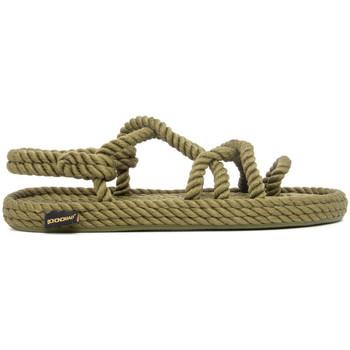 Zapatos Mujer Sandalias Bohonomad IBIZA-KHAKI VERDE