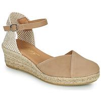Zapatos Mujer Sandalias Betty London INONO Beige