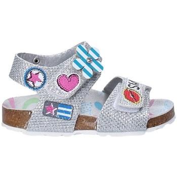 Zapatos Niños Sandalias Asso 56609 Gris