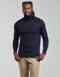 textil Hombre Jerséis Selected SLHBERG Marino