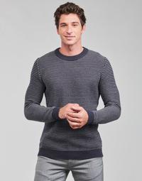 textil Hombre Jerséis Selected SLHWES Marino