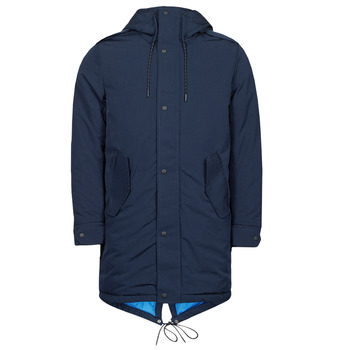 textil Hombre Parkas Selected SLHSUST Marino