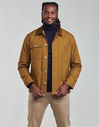 textil Hombre cazadoras Selected SLHSUST Marrón